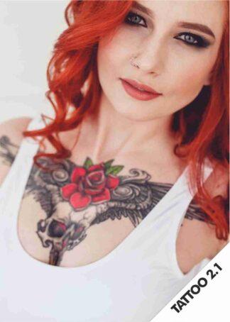 Tattoo 2.1 do tymczasowych tatuaży